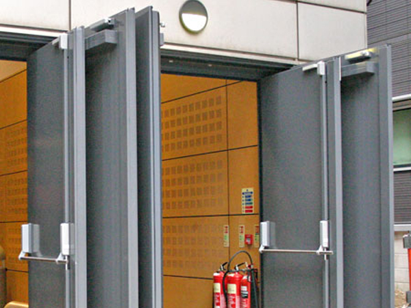 Windows and Acoustic Doors ACC-DR. Machinery Room Access components. & Display and Acoustic Doors ACC-DR   Acoustic